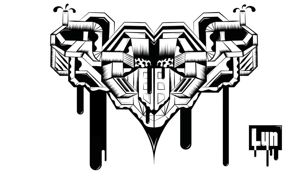 Illustrator Heart Design By Art0flun On Deviantart