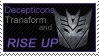 Decepticons by Raverick
