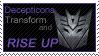 Decepticons by Raverick