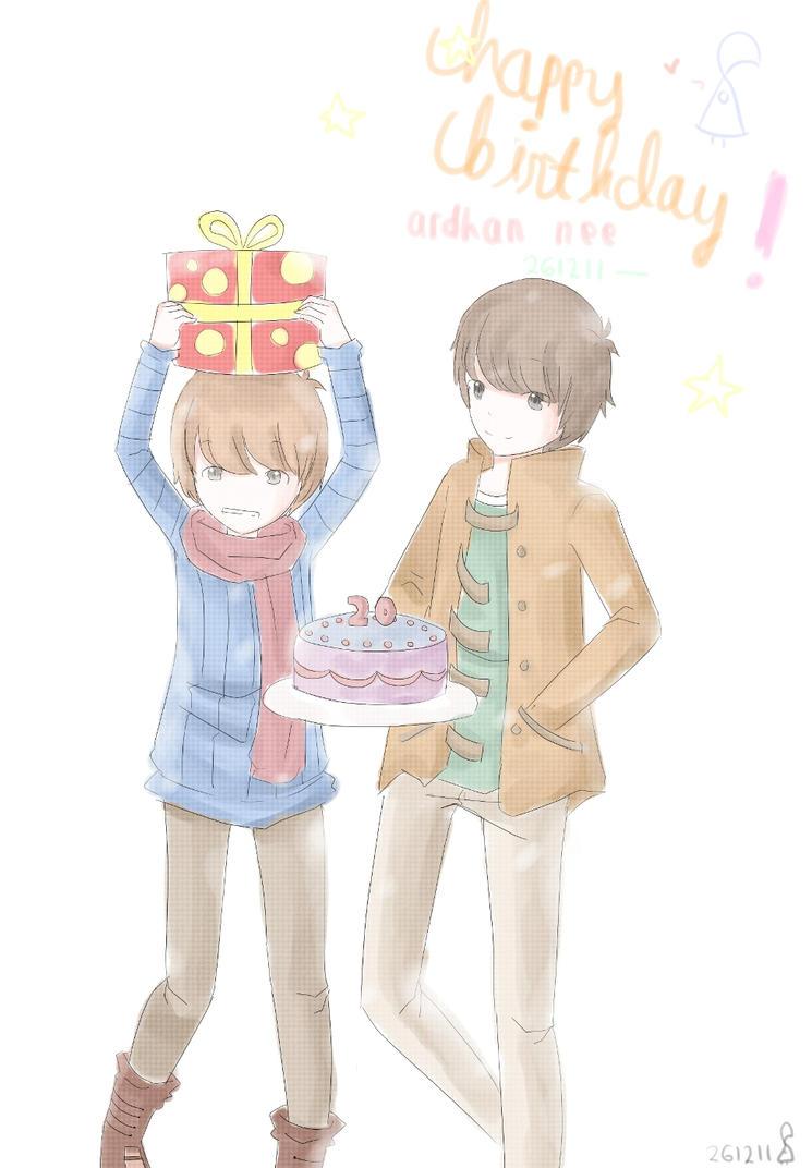 birthday by isoscelestriangle