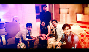 post-dinner. A galaxy of emotions by Afiqi