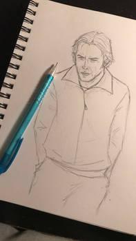 Work in progress sketch
