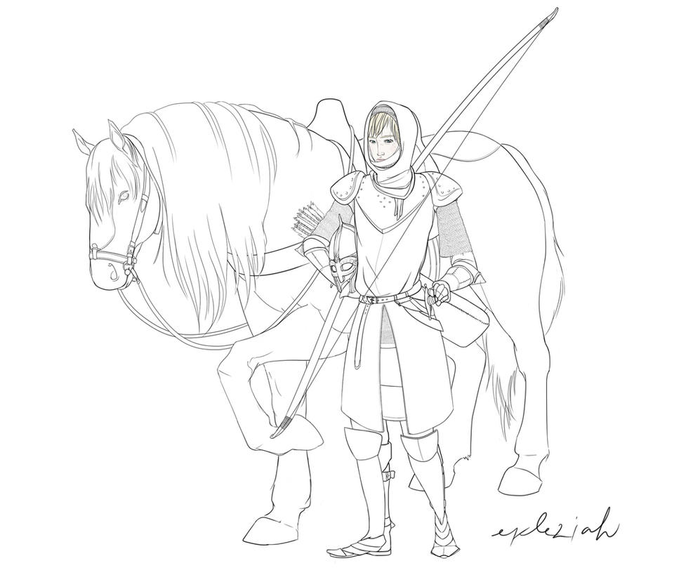 Mount and Blade - Young Ruler by spiraledonista