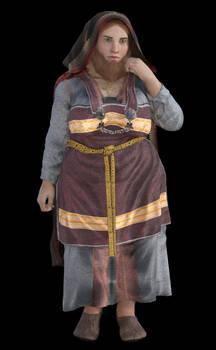 Khazad Woman