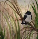 The Sandbird by mushypeas