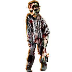 My Zombie by shaggydope