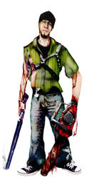 EVIL DEAD NewComer by shaggydope