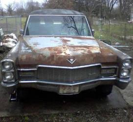 my hearse - Deadwood by shaggydope