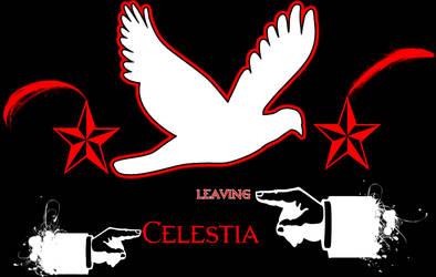 Leaving Celestia Band Logo by shaggydope