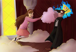 Gravity Falls: The Power Of Glitter Compels You!