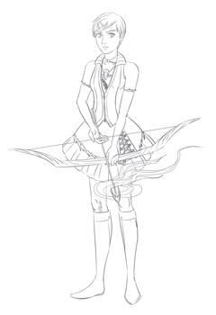 Magical Girl Odin Arrow