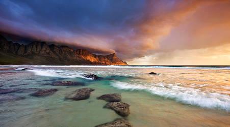 Final Light below the Storm II by hougaard