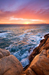 False Bay by hougaard