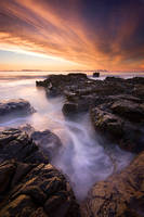 Washing into Darkness by hougaard