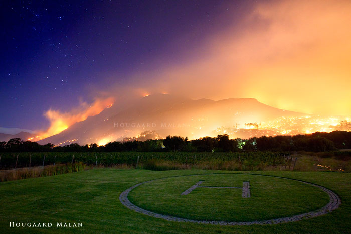 In Flames by hougaard