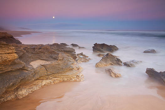 Garden Route Moonrise