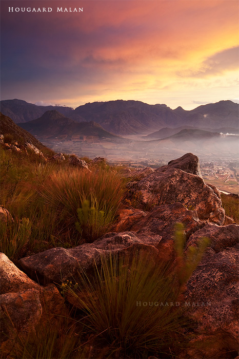 Franschoek by hougaard