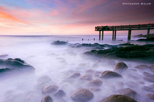 Victoria Bay : Reprocessed by hougaard