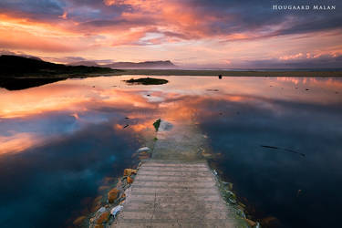 Calm after the Flood by hougaard