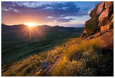 Kiss of Light by hougaard