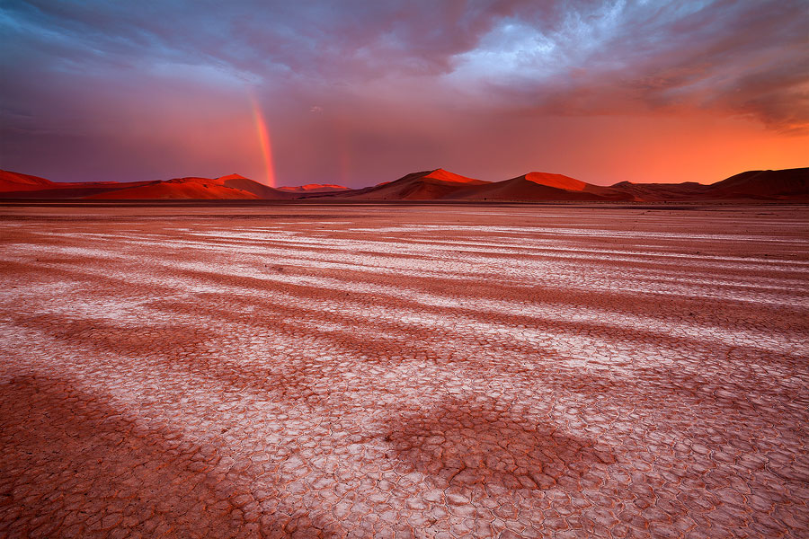 The Namib by hougaard