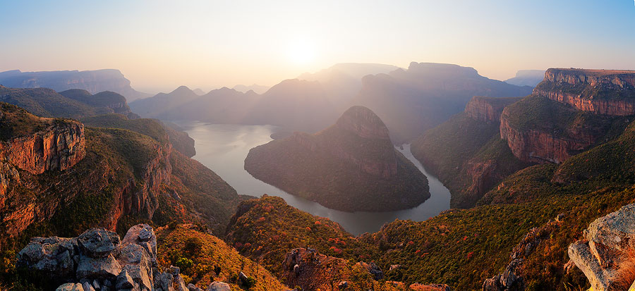 The Great Northern Escarpment by hougaard