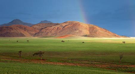 Namibian Storm