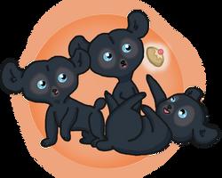 The Triplets by PhantomPhoenix4