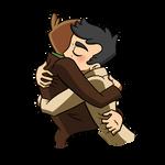 Hug by ahaml3t