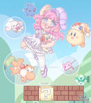 [+Speedpaint] Commission | Super Princess World!