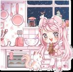 [C] Gingerbread Kitchen