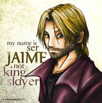 Jaime Lannister: a wounded lion