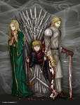 Jaime, Tyrion and Cersei: the Lannisters in blood