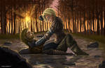 Jaime and Brienne: The Fight