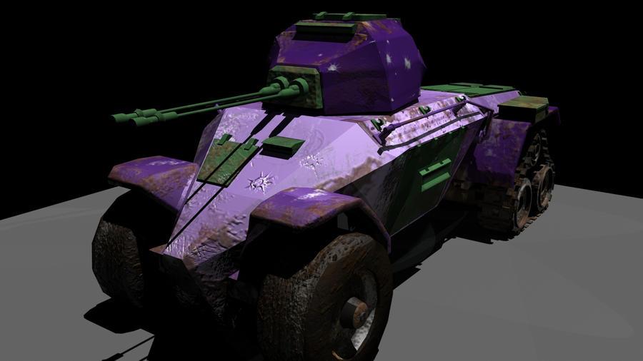joker tank