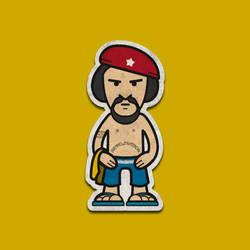 Reds !! Ernesto Che Guevara