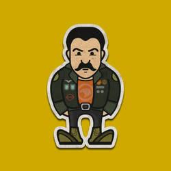 Reds !! - Joseph Stalin