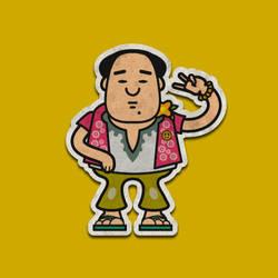 Reds !! - Mao Zedong