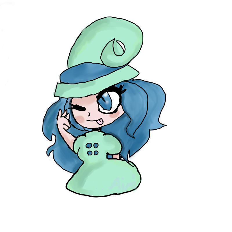 Meme Witch by gothy-slothy