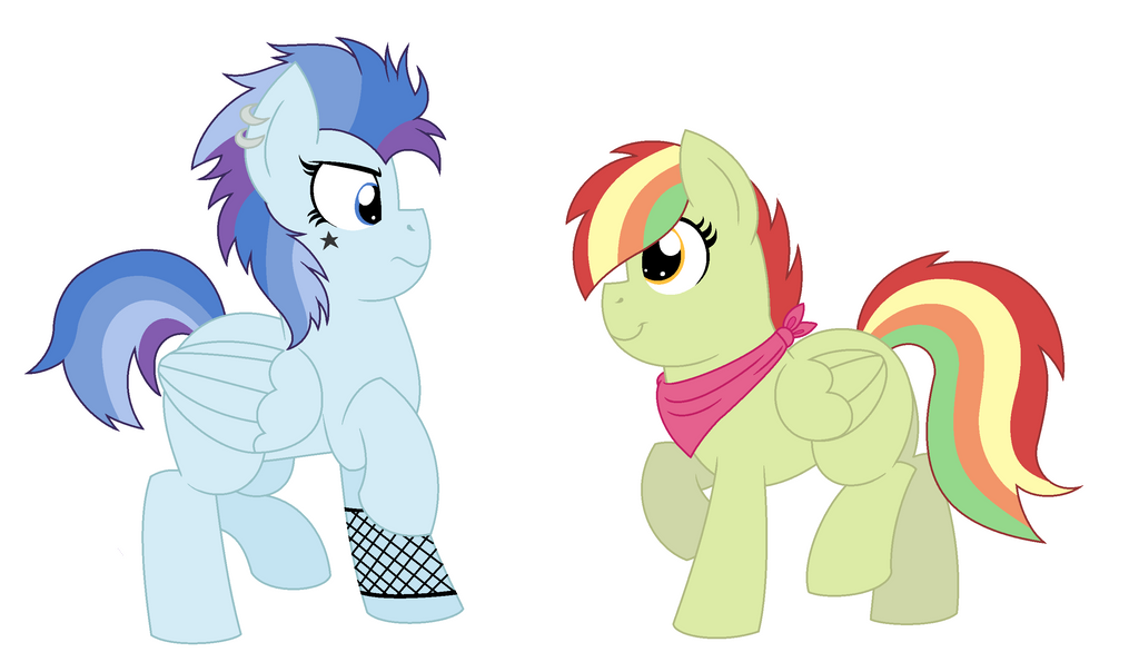 MLP AU RD Kids Sapphire Stride And Fruit Stripes 473469973 on kawaii fruit