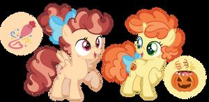 MLP HC: Cake Twins