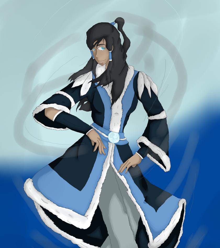 Avatar korra by sxr4life