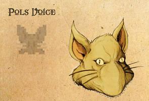 Legend of Zelda: Pols Voice by Deimos-Remus