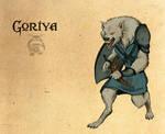 Legend of Zelda: Goriya