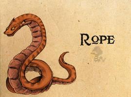 Legend of Zelda: Rope by Deimos-Remus