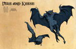 Legend of Zelda:Vire and Keese