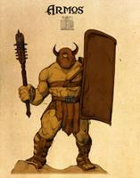 Legend of zelda: Armos by Deimos-Remus