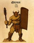 Legend of zelda: Armos