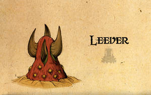 Legend of Zelda: Leever by Deimos-Remus