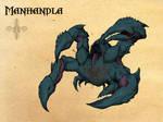 Legend of Zelda: Manhandla